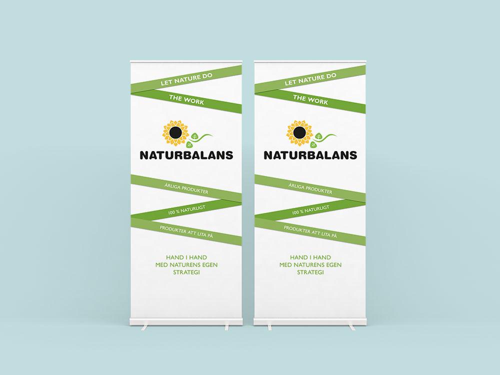 Naturbalans roll-up